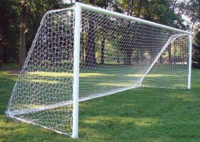 Arco de futbol entrenamiento.