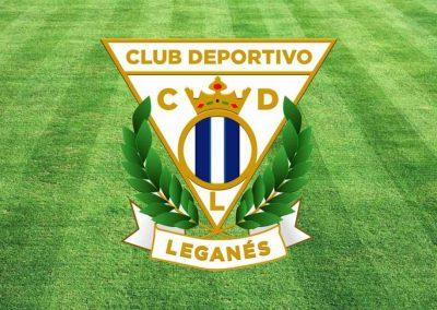Escudo CD Leganes.