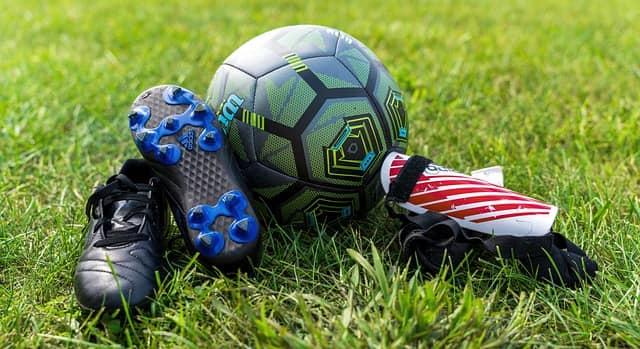 productos de fútbol